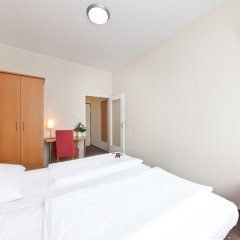 Novum Hotel Franke Берлин комната для гостей фото 3