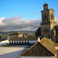 Отель Rincon de las Nieves бассейн