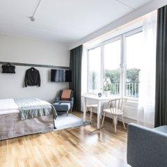 Апартаменты Biz Apartment Hammarby Sjostad Йоханнесхов комната для гостей фото 5