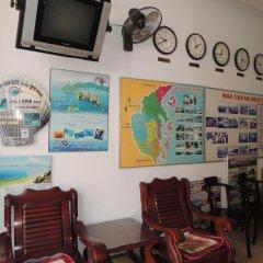 Отель Duy Hung Hotel Вьетнам, Нячанг - отзывы, цены и фото номеров - забронировать отель Duy Hung Hotel онлайн интерьер отеля фото 2