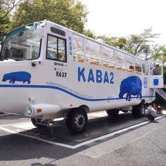 Yamanakakohanso Hotel Seikei Яманакако городской автобус