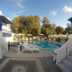 Отель Samson's Village Греция, Остров Санторини - отзывы, цены и фото номеров - забронировать отель Samson's Village онлайн бассейн