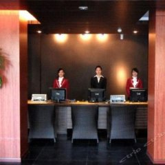 Ping'an Jingyizhan Hotel интерьер отеля фото 3
