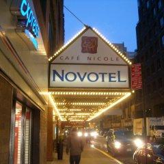 Отель Novotel New York Times Square фото 2