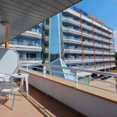 Отель Medplaya Hotel Piramide Испания, Салоу - 2 отзыва об отеле, цены и фото номеров - забронировать отель Medplaya Hotel Piramide онлайн балкон