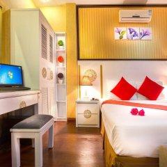 Hanoi Amanda Hotel комната для гостей фото 5