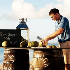 Отель Grand Cayman Marriott Beach Resort Каймановы острова, Севен-Майл-Бич - отзывы, цены и фото номеров - забронировать отель Grand Cayman Marriott Beach Resort онлайн приотельная территория