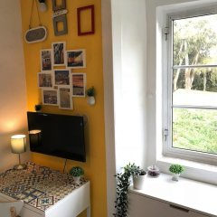 Апартаменты Charming Studio Garden View Great Loc. Лиссабон комната для гостей фото 3
