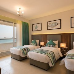 City Stay Beach Hotel Apartments комната для гостей фото 2
