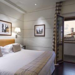 Отель Gallery Hotel Art - Lungarno Collection Италия, Флоренция - отзывы, цены и фото номеров - забронировать отель Gallery Hotel Art - Lungarno Collection онлайн комната для гостей фото 5