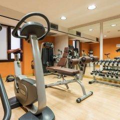 Hotel ILUNION Almirante фитнесс-зал фото 2
