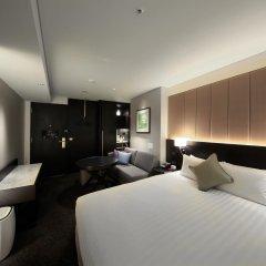 Отель Solaria Nishitetsu Hotel Seoul Myeongdong Южная Корея, Сеул - 1 отзыв об отеле, цены и фото номеров - забронировать отель Solaria Nishitetsu Hotel Seoul Myeongdong онлайн комната для гостей