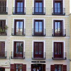 Отель Posada Del Dragón фото 10