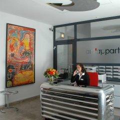 Отель Art'Appart Suiten Германия, Берлин - 1 отзыв об отеле, цены и фото номеров - забронировать отель Art'Appart Suiten онлайн интерьер отеля