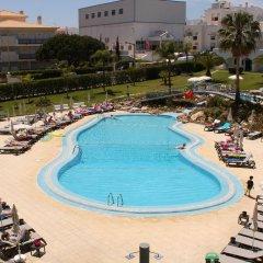 Отель Natura Algarve Club Португалия, Албуфейра - 1 отзыв об отеле, цены и фото номеров - забронировать отель Natura Algarve Club онлайн бассейн фото 3