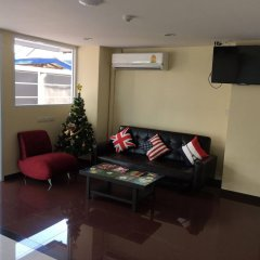 Апартаменты Modernbright Service Apartment Бангламунг интерьер отеля