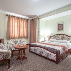 Hoang Ha Hotel комната для гостей фото 4