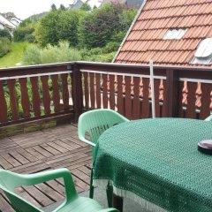 Hotel Zur Schanze балкон