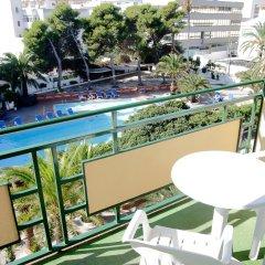 Отель Tropical балкон