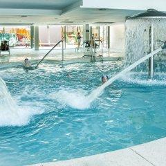 Отель Deloix Aqua Center Испания, Бенидорм - отзывы, цены и фото номеров - забронировать отель Deloix Aqua Center онлайн бассейн фото 2