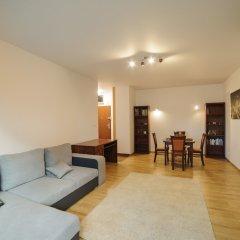 Апартаменты Warsaw Panorama Apartment комната для гостей фото 4