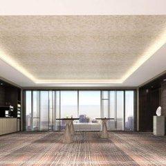 Отель Hyatt Place Shanghai Hongqiao CBD Китай, Шанхай - отзывы, цены и фото номеров - забронировать отель Hyatt Place Shanghai Hongqiao CBD онлайн интерьер отеля