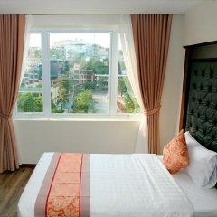 Ha Long Park Hotel комната для гостей фото 4
