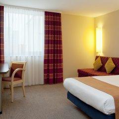 Отель Holiday Inn Express Berlin City Centre-West комната для гостей