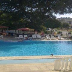 Huner Apartments Турция, Мармарис - 1 отзыв об отеле, цены и фото номеров - забронировать отель Huner Apartments онлайн бассейн фото 2