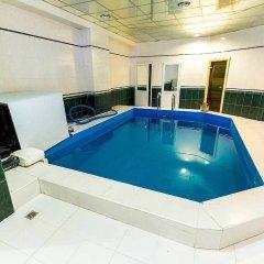 Гостиница Эльбрусия бассейн