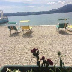 Hotel Denta Vlora пляж