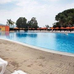 Отель Voi Pizzo Calabro Resort Италия, Пиццо - отзывы, цены и фото номеров - забронировать отель Voi Pizzo Calabro Resort онлайн бассейн фото 3