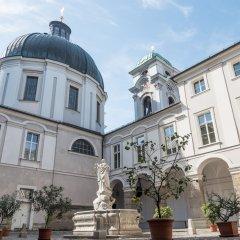 Отель Gästehaus Im Priesterseminar Salzburg Зальцбург фото 6