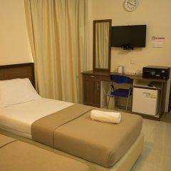 Отель Hulhangu Lodge удобства в номере фото 2