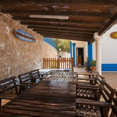 Ericeira Chill Hill Hostel & Private Rooms - Sea Food Мафра балкон