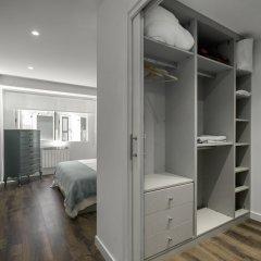 Апартаменты SanSebastianForYou Okendo Apartment сейф в номере