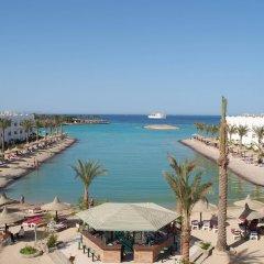 Отель Arabia Azur Resort пляж фото 2