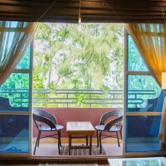 Отель Eureka Serenity Athiri Inn Мальдивы, Мале - отзывы, цены и фото номеров - забронировать отель Eureka Serenity Athiri Inn онлайн балкон