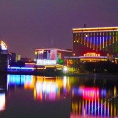 Отель Ri Dong Garden Сямынь приотельная территория