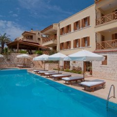 Lycia Hotel Турция, Патара - отзывы, цены и фото номеров - забронировать отель Lycia Hotel онлайн бассейн фото 3