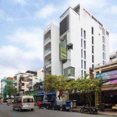 Отель Green Peace Hotel Вьетнам, Нячанг - 8 отзывов об отеле, цены и фото номеров - забронировать отель Green Peace Hotel онлайн парковка