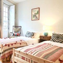 Отель YOURS GuestHouse Porto комната для гостей фото 5