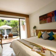 Отель Sunset Beach Resort 4* Номер Делюкс с различными типами кроватей