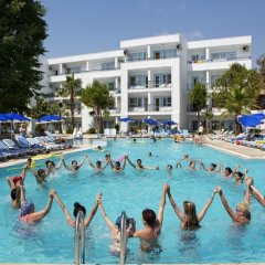 Отель Larissa Side Beach Club - All Inclusive бассейн фото 2