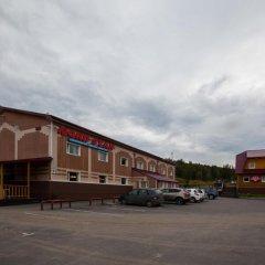 Отель Норд Стар Горнолыжный Комплекс Мурманск парковка