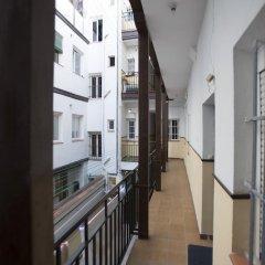 Отель Apartamento Malasaña I балкон