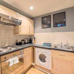Апартаменты 2 Bedroom Apartment Near Manchester Victoria в номере