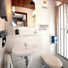 Hotel Bitzer ванная