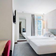 Отель Abba Santander Hotel Испания, Сантандер - отзывы, цены и фото номеров - забронировать отель Abba Santander Hotel онлайн комната для гостей фото 4