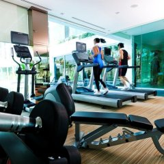 Отель Royal Princess Larn Luang фитнесс-зал